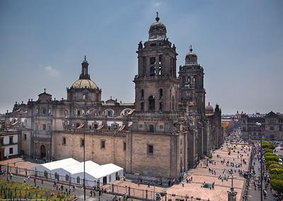 Catedral Metropolitana de la Asunción, Mexico City 9965