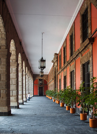 National Palace, Mexico City 9951