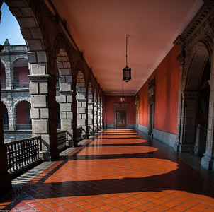 National Palace, Mexico City 9934