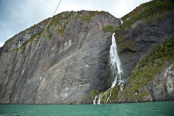 Ultima Esperanza Fjord