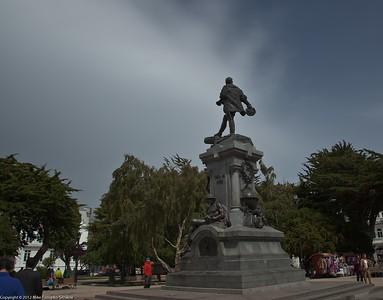 Magellan memorial