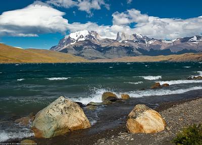 Torres del Paine - Laguna Azul