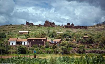 Village of Andahuaylillas