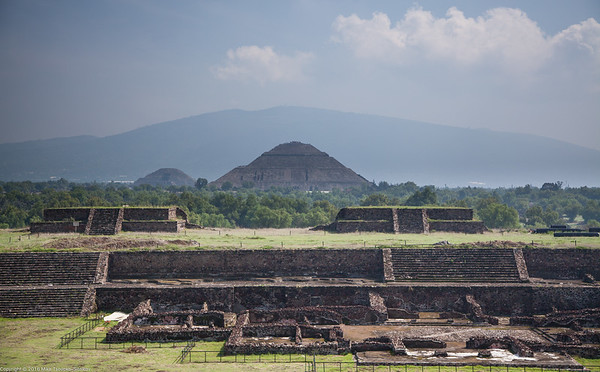 Pyramid of the Sun, Teotihuacan, Mexico-3