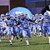 Piedmont Panthers hit the field against Central Academy on 9/26/14.<br /> Photo courtesy: Jamey Ward/ UnioNCounty SportsPix