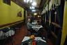 Dinner in our hotel at Copan Ruinas