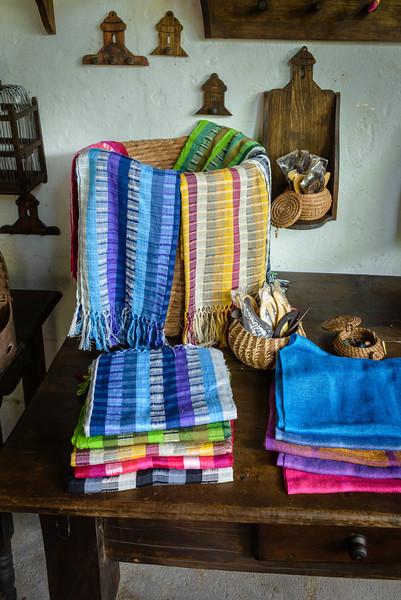 Colorful Textiles - Antigua