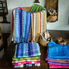 Colorful Textiles - Antigua