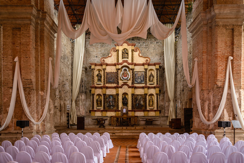 Santa Domingo Ruins - Antigua