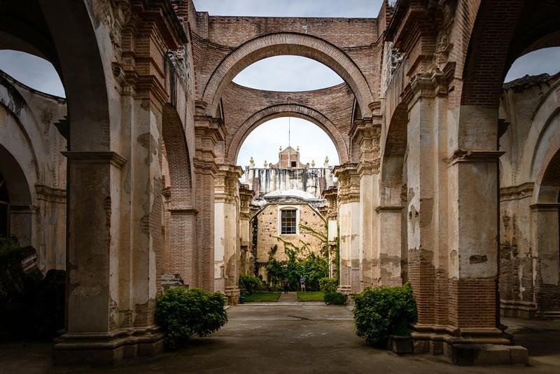 Ruins of Catedral - Antigua