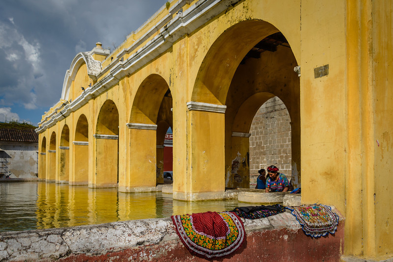 Washing Areas      - Antigua