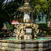Fountain - Plaza Major - Antigua