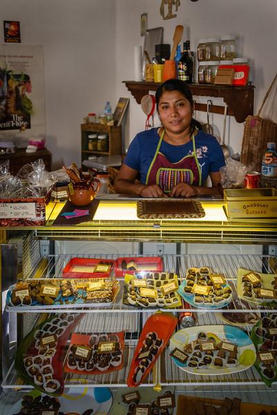 Chocola la la - Antigua