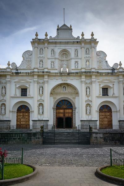 Catedril de Santiago - Antigua