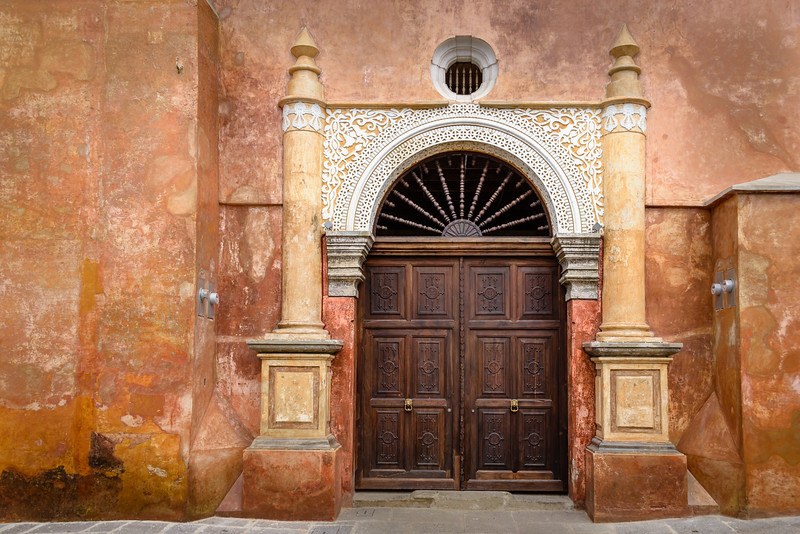 Doors - Antigua