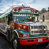 Chicken Bus - Antigua