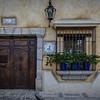 Door in Old Antigua