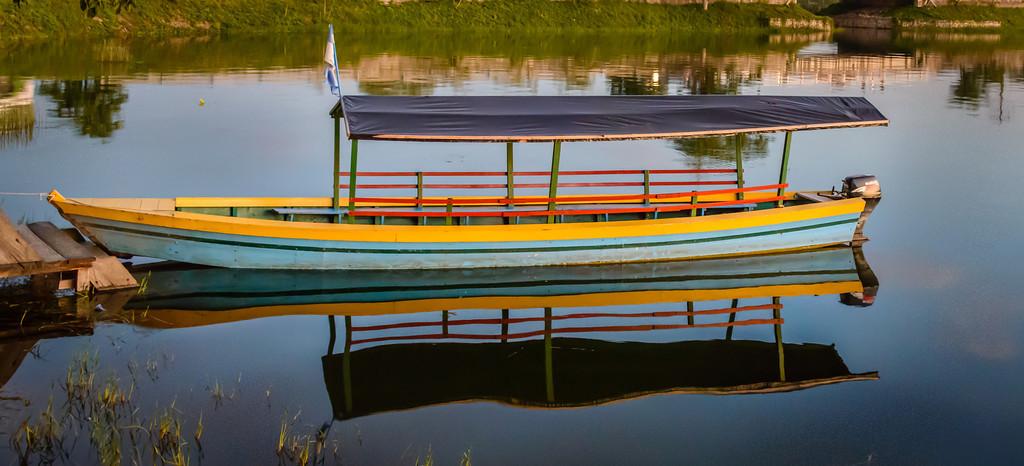 Fishing Boat, Flores Guatemala