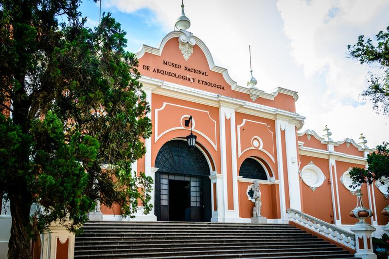 Museo Nacional de Arqueologia y Etnologia - Guatemala City