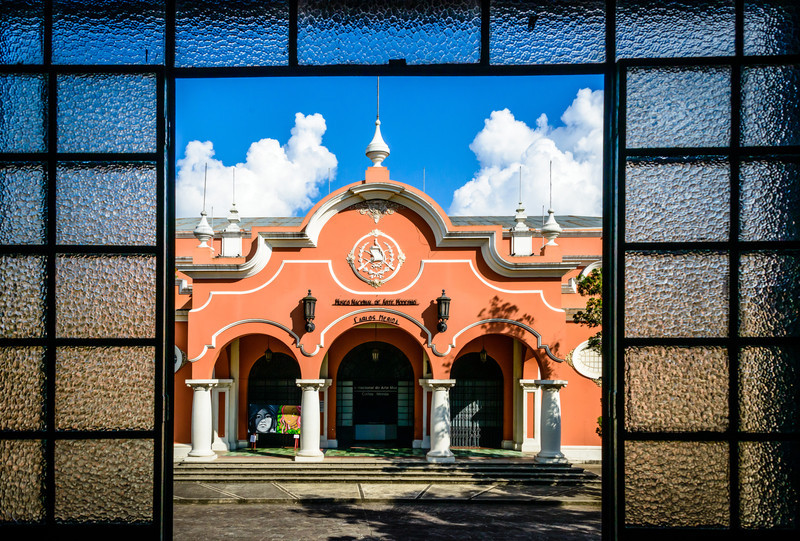 Museo Nacional de Arte Modernro - Guatemala City