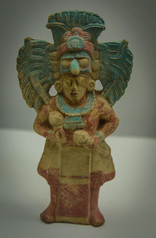 Mayan Jade and Pottery
