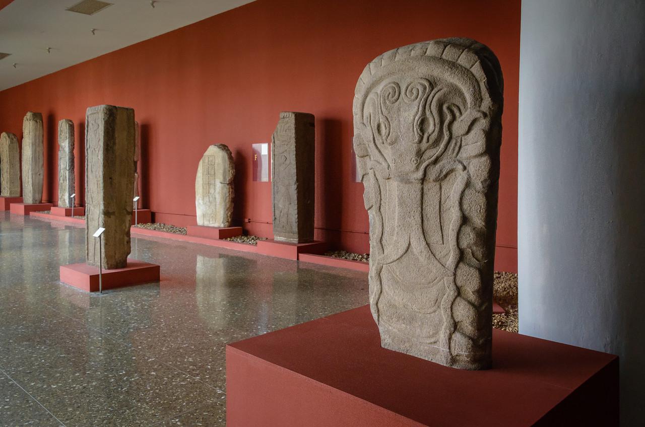 Mayan Era Stelae