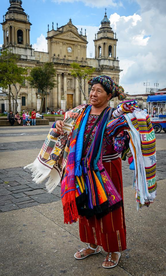 Plaza Major, Guatemala City