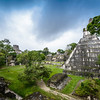 The Great Plaza, Tikal Guatemala