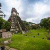 Pyramid of the Great Jaguar 154 FT high.- Tikal