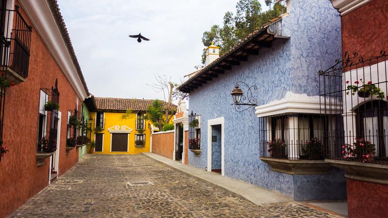 Sendero Colonial Hotel, Antigua, Guatemala 3
