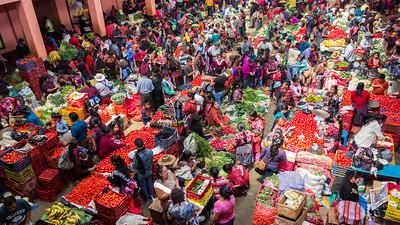 Chichicastenango market 2