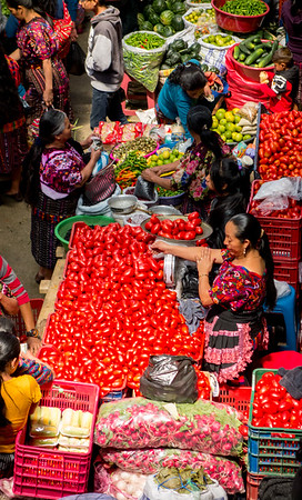 Chichicastenango market 3