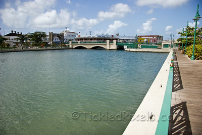 Chamberlain Bridge, Bridgetown, Barbados