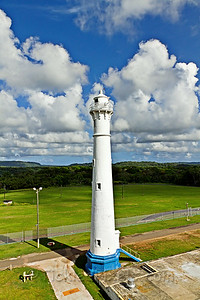 Gatun Locks Lighthouse