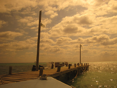 Dock on the Cayes