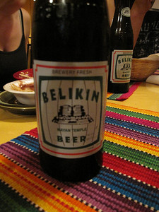Belikin Beer from Belize