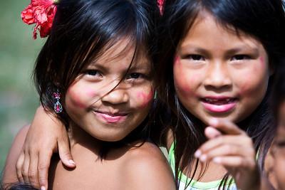 Panama, Embera Community (Panetta)