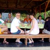 Corcovado Lodge Tent Camp dining room | Osa Peninsula