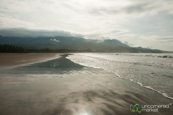 Bahia Ballena, Early Morning Walk - Costa Rica