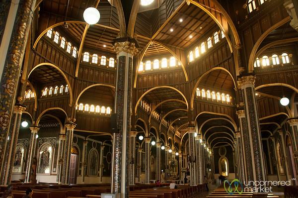 Basilica de Nuestra Señora de los Ángeles - Cartago, Costa Rica
