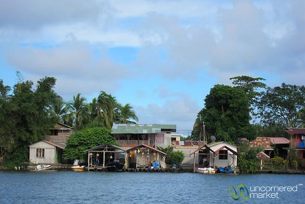 Tortuguero Town - Costa Rica