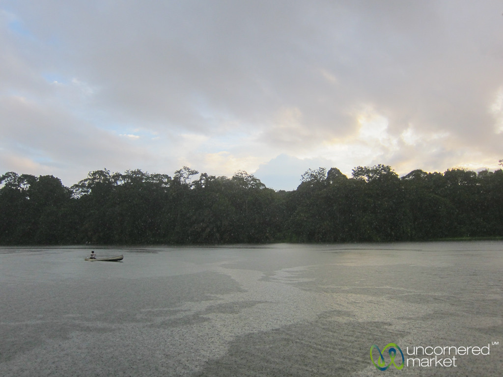 Morning Canoe Ride - Tortuguero, Costa Rica