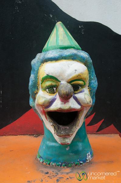 Spooky Clown - Tortuguero, Costa Rica