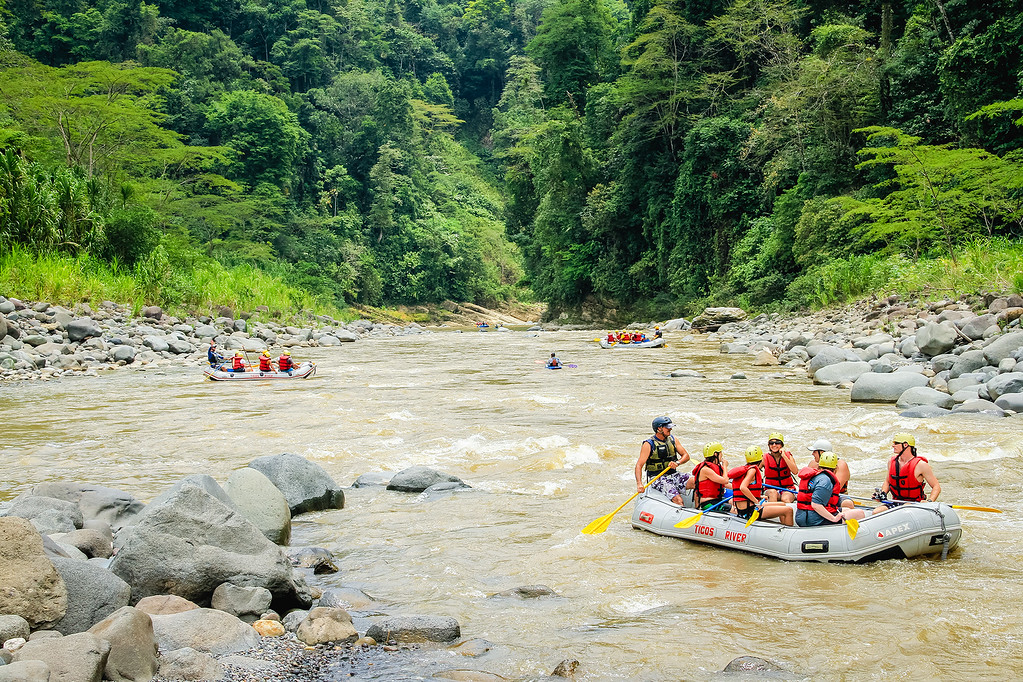 Rafting Pacuare River Costa Rica