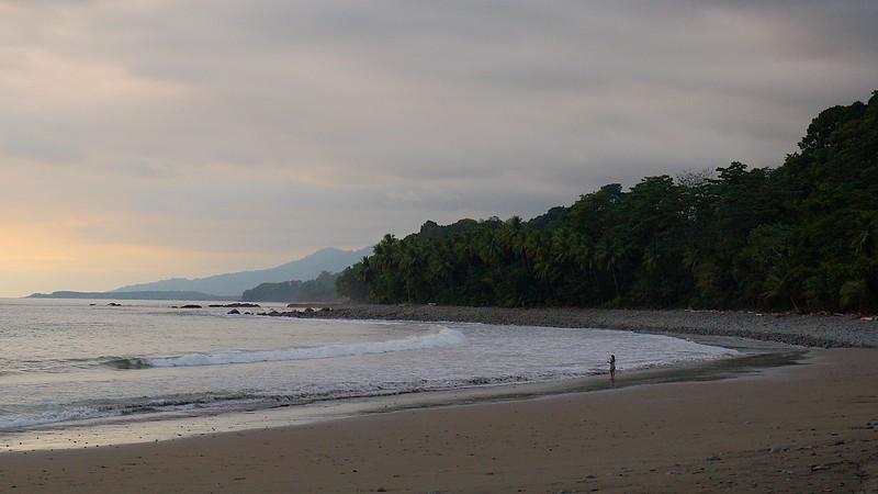 Playa Pinuela was a beautiful spot;