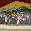 and a delightful village mural that told of the finca plantations and other agricultural features of the valley.