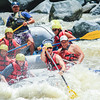 Whitewater Rafting outside of Turrialba