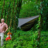 Hammock Camping in the Cloud Forest