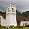 Orosi is a small town with a pretty church,