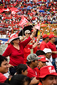 El Salvador Presidential Inauguration 2009. Photos by Linda Panetta